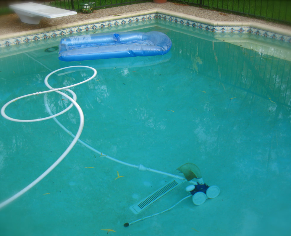 Pool draining services Pleasant Hill